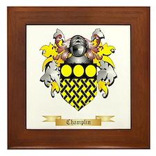 Champlin Framed Tile