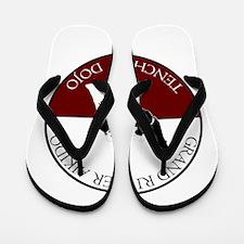 Funny Aikido Flip Flops