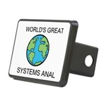 Worlds Greatest Systems Analyst Hitch Cover