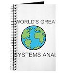 Worlds Greatest Systems Analyst Journal