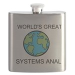 Worlds Greatest Systems Analyst Flask