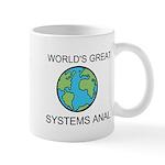 Worlds Greatest Systems Analyst Mug