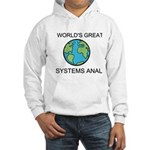 Worlds Greatest Systems Analyst Hoodie