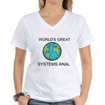 Worlds Greatest Systems Analyst T-Shirt