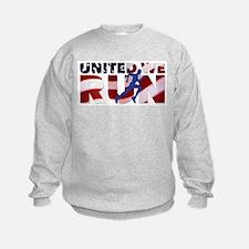 United We Run Sweatshirt