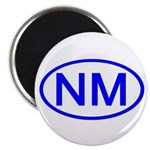 NM Oval - New Mexico Magnet