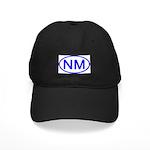 NM Oval - New Mexico Black Cap