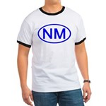 NM Oval - New Mexico Ringer T