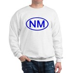 NM Oval - New Mexico Sweatshirt
