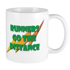 Runners Go the Distance Small Mug