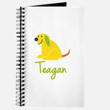 Teagan Loves Puppies Journal