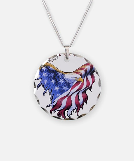 American Freedom, 1776 Necklace