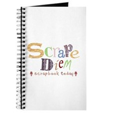 Scrape Diem (Scrapbook) Journal