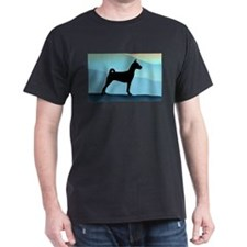 Blue Mountains Basenji T-Shirt