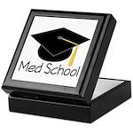 Gift For Med School Graduate Keepsake Box