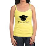 Gift For Med School Graduate Jr. Spaghetti Tank