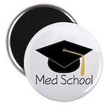 Gift For Med School Graduate Magnet