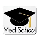 Gift For Med School Graduate Mousepad