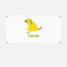 Trevon Loves Puppies Banner