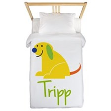 Tripp Loves Puppies Twin Duvet