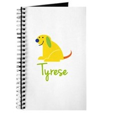 Tyrese Loves Puppies Journal