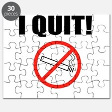 I QUIT SMOKING Puzzle