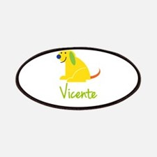 Vicente Loves Puppies Patches