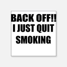 Smoking Cessation Bumper Stickers | Car Stickers, Decals ...