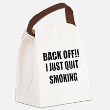 BACK OFF I JUST QUIT SMOKING (CENTER DESIGN) Canva