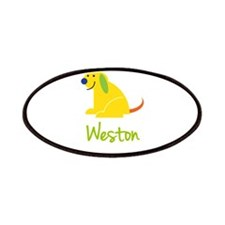 Weston Loves Puppies Patches