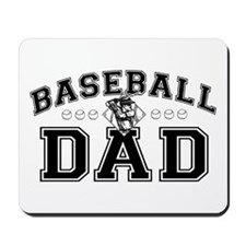 Baseball Dad Mousepad