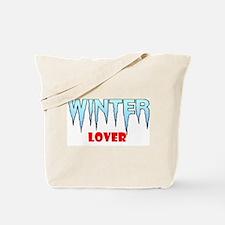 WINTER LOVER Tote Bag