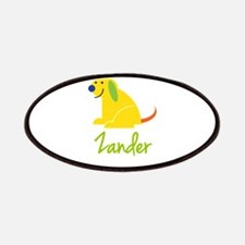 Zander Loves Puppies Patches