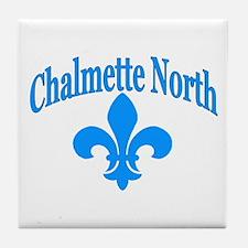 Chalmette North Tile Coaster