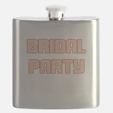 BRIDAL PARTY PALE PINK Flask