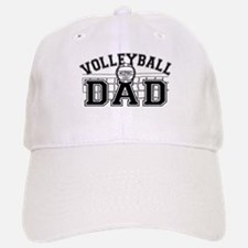 Volleyball Dad Baseball Baseball Cap