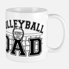 Volleyball Dad Mug