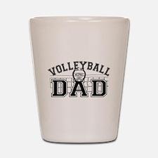 Volleyball Dad Shot Glass