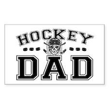 Hockey Dad Decal