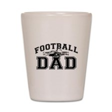 Football Dad Shot Glass