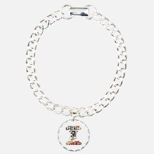 PUNISH THE DEED NOT THE BREED Bracelet