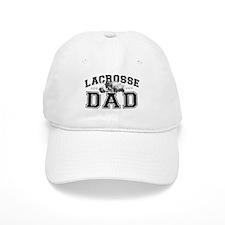 Lacrosse Dad Baseball Baseball Cap