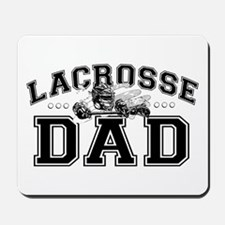 Lacrosse Dad Mousepad