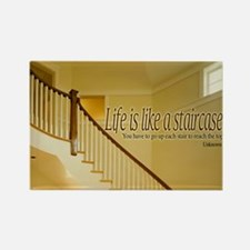 Life Rectangle Magnet (100 pack)
