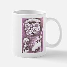 Cat Fish or fishing cat Mug