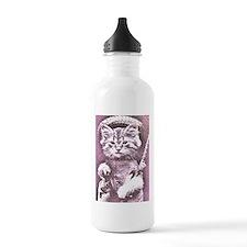 Cat Fish or fishing cat Water Bottle