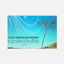 Prosperity Rectangle Magnet (10 pack)