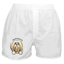 Lhasa Apso IAAM Boxer Shorts
