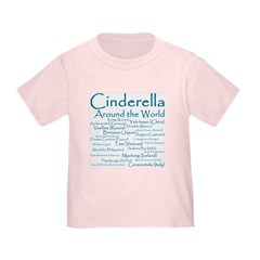 Cinderella Around the World T