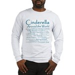 Cinderella Around the World Long Sleeve T-Shirt